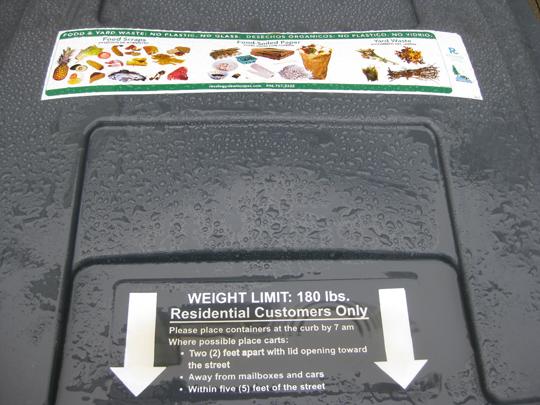 Food Sharing versus Food Waste Composting